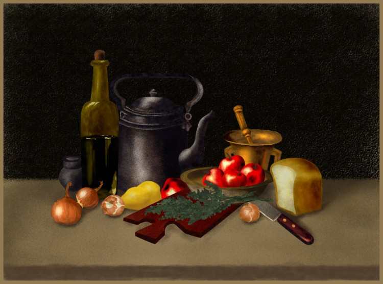 Traditional Still Life